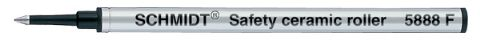 Schmidt Safety Ceramic Rollerball 5888F  Non-Dry Pen Refill Fine Point - From As Low As £1.70
